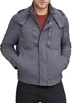 Marc New York Gunther Zip-Front Jacket