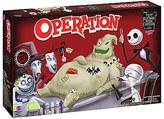 Disney Tim Burton's The Nightmare Before Christmas Operation Game