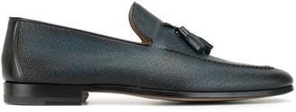 Magnanni Tassel Detail Loafers