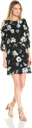Julian Taylor Women's Floral Sheath Dress