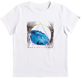 Quiksilver Bermuda Triangle 2 Boy Tee (Boys 2-7 Yrs)