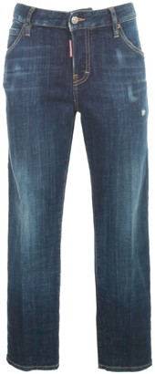 DSQUARED2 Classic Ripped Jeans