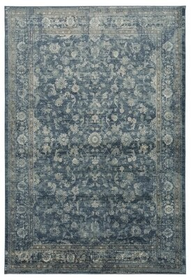 Blue Paisley Rug The World S