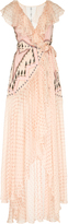 Temperley London Silk Bourgeois Dress