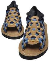 Chubasco [women] Aztec S130204 Navy/slate Blue/beige/coffee