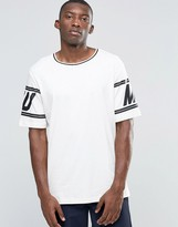 Puma Retro T-Shirt In White