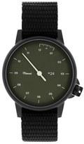 Miansai 'M24' One-Hand Nylon Strap Watch, 39mm