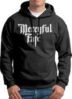 Sarah Men's Mercyful Fate Band Logo Hoodie XL