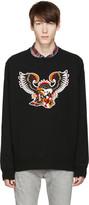 Facetasm Black Eagle Pullover
