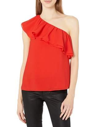 Rebecca Taylor Women's 1 SHD Silk Top