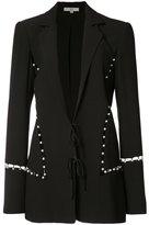 Zac Posen Marilyn jacket - women - Spandex/Elastane/polyester - 4