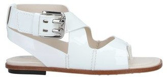 Tod's Toe strap sandal