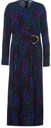 Fabienne Chapot Carlotta Leopard Print Dress