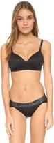 Calvin Klein Underwear Soft Touch Comfort Bra