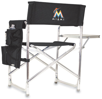 Bed Bath & Beyond Miami Marlins Portable Sports Chair
