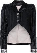 Ann Demeulemeester rockwell jacket