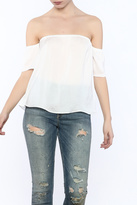 Lucca Couture Off Shoulder Top