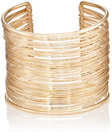 Kenneth Jay Lane WOMEN'S WIDE-BAND WIRE CUFF