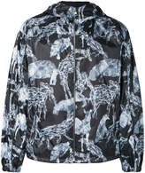 Salvatore Ferragamo printed jacket