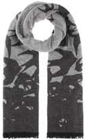 McQ Wool-blend scarf