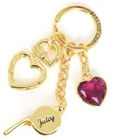 Juicy Couture Whistle Key Fob