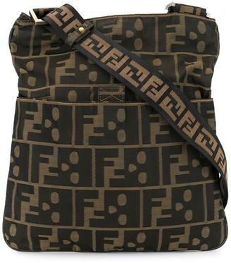 Zucca Pattern Shoulder Bag