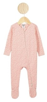 Cotton On Baby Girl The Snug Long Sleeve Zip Romper