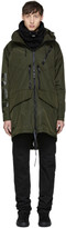 Diesel Green X Collection J-Bardles Jacket