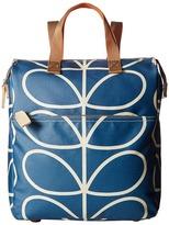 Orla Kiely Giant Linear Stem Backpack Backpack Bags