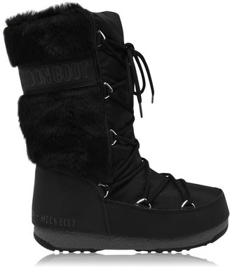 Moon Boot Monaco Fur Boot