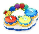 Baby Einstein Discovery Drums by English Manual)