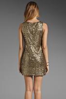 Style Stalker Goldfinger Sequin Dress