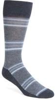 Nordstrom Men's Tonal Stripe Socks