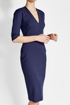 Victoria Beckham Sheath Dress with Cotton