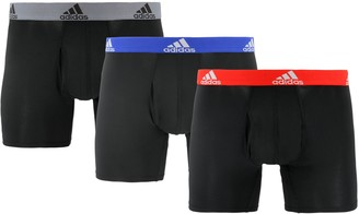 adidas Big & Tall 3-pack climalite Boxer Briefs