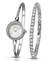 Accurist Ladies Watch & Bracelet Set
