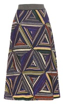 Missoni Lamé midi skirt