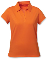 Clique Orange Fairfax Polo - Plus