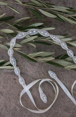 Untamed Petals by Amanda Judge Poppy Bead & Crystal Belt