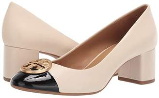 Tory Burch 50 mm Chelsea Cap-Toe Pump