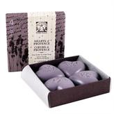 Pre de Provence Hearts of Provence Lavender Blossom Set by 25g each Soap Set)