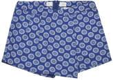 Bimbalina Blue Floral Skort
