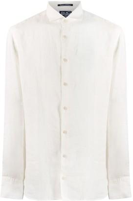 MC2 Saint Barth Cutaway Collar Shirt