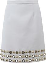 Michael Kors Grommet Skirt