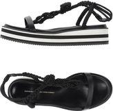 Ermanno Scervino Thong sandals