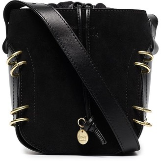 See by Chloe Alvy leather bucket bag
