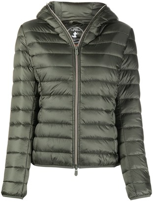 Save The Duck Irisy hooded puffer jacket