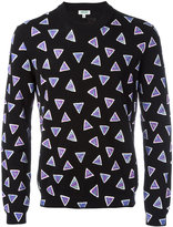 Kenzo Bermudas sweatshirt - men - Cotton - S