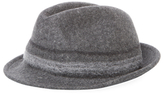 Paul Smith Needle Punch Trilby
