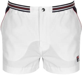 Fila Vintage Hightide 4 Shorts White
